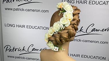 Live TV Link - Asymmetrical Barrel Curls